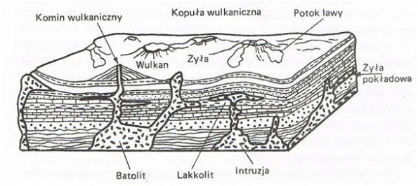 Intruzje magmowe